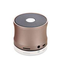 mikrofon-dock großhandel-Fashion item Bluetooth Mini Lautsprecher EWA A109 Tragbare Lautsprecher Wireless Mic Mikrofon Sound Box Tf-einbauschlitz von dhl