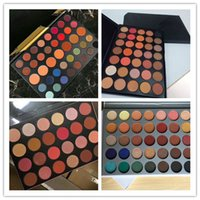 Wholesale Holidays Nature - Factory Direct DHL mixed makeup Eyeshadow Palette 24G Grand Glam 35O2 Second Nature 39A HOLIDAY DARE TO CREATE 35 The JaclYn Hill Palette