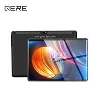 ingrosso android tablet-QERE QR8 10,1 pollici 10 dieci Core 4G + 64G Android 8.0 WiFi Tablet PC SIM doppia fotocamera 8.0MP IPS Bluetooth MTK6797 3G WiFi chiamata Phone Tablet regali