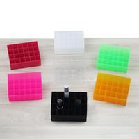 Wholesale Storage Box 15 - Multi Colors Storage Boxes Safe Non Toxic Lipstick Jewelry Organizer Durable Eco Friendly Display Stand Factory Direct Sale 2 4lj B