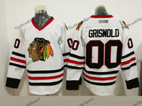 Mens Vintage Chicago Blackhawks Hockey Jerseys White 00 Clark Griswold  Vintage CCM Moive National Lampoon s Christmas Vacation Jerseys ade53e23f