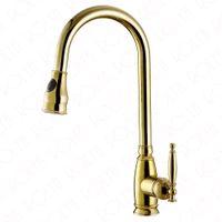 wholesale gold kitchen faucets buy cheap gold kitchen faucets 2019 rh dhgate com