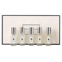 Wholesale female smell - Jo Malone London 5 smell type perfume 9ml*5 top quality