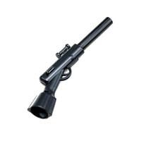 accesorios para armas envío gratis al por mayor-Mini Pistola Portátil Estilo Pipa de fumar Pieza de Metal Negro Herb Hookah Accesorio Pipa de tabaco Envío Gratis
