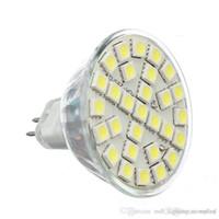 smd conduit mr16 12v achat en gros de-Dimmable Led Down Lampe MR16 12V GU10 E27 AC110-240V Led spot de lumière Spotlight led ampoule lumières économie d'énergie lumière pour l'éclairage intérieur à la maison