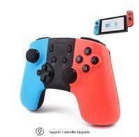 jeux bluetooth android achat en gros de-NOUVEAU Contrôleur de jeu sans fil Bluetooth pour Nintend Switch Gamepad Joystick pour les jeux PC Joystick pour Android Phone-Mixture DHL Livraison gratuite