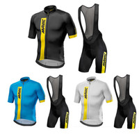 Wholesale anniversary specials - New Brand Team Bicycle Bike jersey MAVIC Anniversary Special Edition 2018 Summer Men Cycling Jerseys Clothing Set