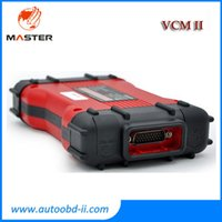 Wholesale ids ford scanner tool - VCM 2 Super Scanner 2015 New Arrival Best Quality Multi-Language Professional For Ford VCM II IDS Diagnostic Tool with WIFI