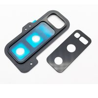 Wholesale note lens cover for sale - Group buy 50PCS New Back Rear Camera Lens Glass Cover with Frame Holder For Samsung Galaxy Note N950 N950F Replacement Parts