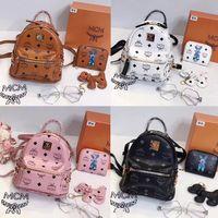 Wholesale Leather Knapsack Women - Luxury brand PU leather designer backpack handbag lady Backpack Anti Theft brief Laptop Knapsack Waterproof girl Women Travel Bag 180105014