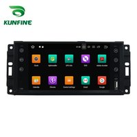 Discount jeep mobile - 4GB RAM Android 8.0 Octa Core Car DVD GPS Player Navigation Stereo for JEEP Dodge RAM 1500 Renegate Sebring 300C  Grand Cherokee 2014 2015