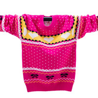 Wholesale New Winter High Quality Cashmere Sweater for Kids Pullover Sweater Warm Children Cardigan Girls Wool Jumper cm