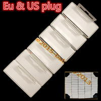 Wholesale brand new tablets for wholesale online - New V A W Us Eu wall charger Ac power adapter charging plug A1385 A1400 Adaptor for mobile phone tablet pc mp3 with retail package