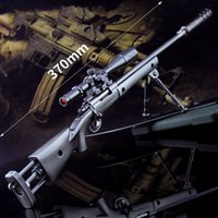 Wholesale Jedi survival peripheral model large M24 sniper rifle all metal crafts set SKS sniping model free delivery