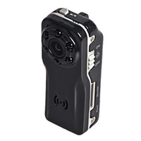 Wholesale 2017 NEW Mini P Night Vision Camera S80 Professional HD Degree Wide Angle Digital Camera DV Motion Detection Black