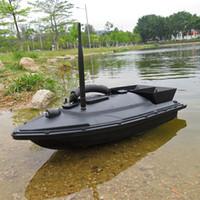 mini oyuncaklar toptan satış-2018 Yeni Flytec 2011-5 Balık Bulucu Balık Tekne 1.5 kg Yükleme 500 m RCl Balıkçılık Bait Tekne 2011-15A RC Gemi Sürat Teknesi RC Oyuncaklar