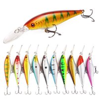 Wholesale style lure online - 11cm g Fake Pesca Tackle Artificial Lures Baits Colorful Mini Long Fishes Style Fishing Accessories Super Lightweght xy ZZ