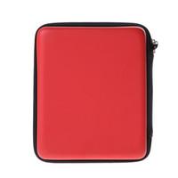ingrosso coperchio cinturino rosso-Custodia protettiva per custodia protettiva anti-shock EVA rossa di alta qualità con cinturino per Nintendo 2 DS Console per HDD Phone USB Flash