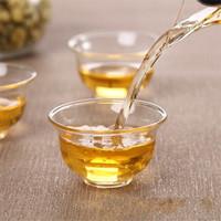 copo de vidro de sopro venda por atacado-Manual de Sopro Transparente Copo De Chá De Vidro Resistente Ao Calor De Vidro Canecas de Vinho Canecas de Água Acessórios de Cozinha 0 5zh gg
