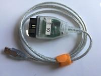 ingrosso codifica inpa-10 Pz / lotto Per B-MW INPA K + Interfaccia USB DCAN OBD CAN Lettore Diagnostico-strumento scanner Commutata INPA DIS SSS NCS Coding da DHL Gratis