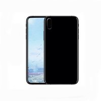 Wholesale headphone real - 5.8 Inch Goophone X 1GB RAM 16GB ROM WCDMA LTE Real Face ID Support Wireless Charger Mobilephone Unlocked cell phone With Headphones