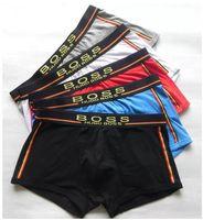 Wholesale Sale Wholesale Brand Clothing - Hot sale Fashion brand boxer for men new designer underwear for men comfortable cotton underwear men underpants clothing