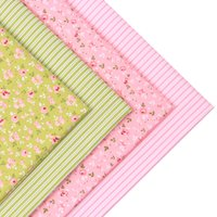Wholesale sewing beds for sale - 2pic x50cm Cotton Fabric for Sewing tablecloth Patchwork Tissue pillow baby dress Bedding tecidos DIY Doll cloth fabrics