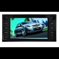 auto dvd tv toyota al por mayor-Android 8.1 Reproductor de DVD para automóvil para navegación gps para automóvil Pantalla HD 10.1 pulgadas