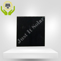 Wholesale solar panel for sale - 100pcs Epoxy Resin Mini Solar Panel V mA mm