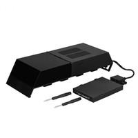 sabit sürücü depolama toptan satış-PlayStation 4 PS4 için 3.5 Inç Veri Bankası Oyunu Harici Sabit Disk HD Muhafaza Depolama Dock