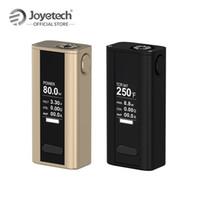 Wholesale protection box online - Original Joyetech Cuboid Mini box Mod W mah TC Mod applies battery protection circuit system upgradable firmware Factroy Price