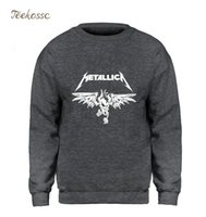 rockmusik-sweatshirts großhandel-Marke Kleidung Hip Hop Streetwear Männer Band Hoodie Musik Kpop Sweatshirts Mens Fleece Mode Hipster Warm Punk Rock Sweatshirt