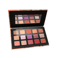 Wholesale colorful eye make up for sale - 15 color Colorful Eye Shadow Matte Eyeshadow Palette Long lasting Waterproof Eye Shadow Make up Palette Cosmetics