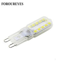 Wholesale Led Lights G9 Price - Lowest Price mini G9 Led Light Bulbs 110V 220V 3W 5W SMD2835 Home Lighting For Crystal Chandelier Replace 20W 30W Halogen Lamp
