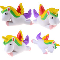 Wholesale lovely perfume - Unicorn Squishy Horse Relief Perfume Slow Rising Scented Fidget Squeeze Kids Adult Toys Cute Lovely Soft Gift Decoration