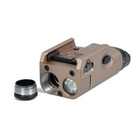 Wholesale Pistol Airsoft Guns - Hunting Flashlight XC1 Ultra Compact SF Gun Light LED Flashlight MINI Light For Airsoft Handgun Pistol Lanterna