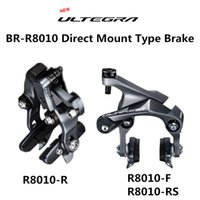 Wholesale r bike - SHIMANO ULTEGRA BR R8010 Brake Direct Mount Type Brake Caliper BR-R8010 Road Bicycles Brake Caliper R8010-F R8010-R R8010-RS shimano