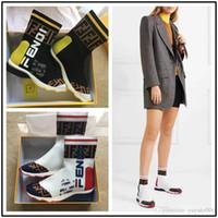 meias vermelhas baixo corte venda por atacado-Top Designer Meia Sapatos Speed Trainer Mens Mulheres Botas Triplo Preto Branco Vermelho Azul Correndo Sapatos Meia Corrida Corredores de Luxo Esportes Sapatos 36-45