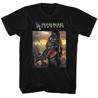 Wholesale bionic games for sale - Bionic Commando The World Burning X Box NES Video Game Adult T Shirt