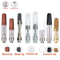 Wholesale model oil - hot model Thick oil Bud touch Vaporizer vape Cartridges 510 Tank Ceramic Coil atomizer .5ml 1ml fit Variable voltage battery
