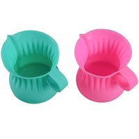 Wholesale tools direct online - Dressing Cup For Originality ECO Friendly Protection Nontoxic Silicone Baking Cups Kitchenware Manufactor Spice Tools Direct Selling js V