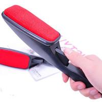 nova fábrica de vestuário venda por atacado-Escovas de roupas Rotatable Seco Limpeza Plástica Poeira Escova de Cabelo Ferramentas de Remoção Novo Padrão Prático Direto Da Fábrica 1 3cq XW