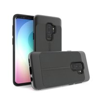 Wholesale new zte phones online – For Samsung Galaxy S9 S9 plus S8 S8 plus ZTE Avid leather TPU new Styles hot sell phone case Oppbag