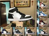Wholesale Cotton Duck Canvas - 2017 Air Retro 1 Top 3 Men Basketball Shoes Retros 1s OG Sneakers AAA Quality Mandarin duck shoe Trainers Mens Sport Shoes Big size 36-47