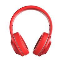 écouteurs bluetooth achat en gros de-Casque sans fil léger de Bluetooth de conception à la mode de conception de Bingle jouant le casque de musique avec le microphone