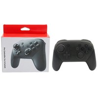 Wholesale wireless controller vibration for sale - Wireless Gamepad Game joystick Controller For Ninten d Switch Pro Host Bluetooth controller Support Somatosensory Vibration r20
