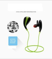 Wholesale car stereo oem - Sport bluetooth new music OEM mobile phone Headset in computer MP3 Stereo Car earphone for mobile phone and PC