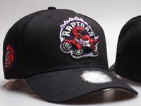 snapback hats equipes de baseball venda por atacado-Barato Boa Moda Raptores chapéu TOR Cap snapback chapéus Esportes Todos Equipe snapbacks chapéu boné de beisebol das mulheres dos homens osso Casquette gorras Bola Caps