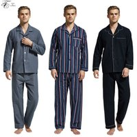 64feff690c Wholesale men nightgown online - Tony Candice Winter Pajamas Men Sleepwear  Flannel Warm Pajama Set Male