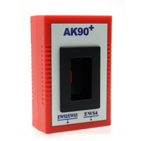Wholesale Car Ecu - AK90+ Key Programmer car key code reader v3.19 newest version for b mw cars Ak90